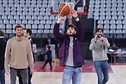Giacomo Ferrara<br /> Virtus Roma - Givova Scafati<br /> Campionato Basket LNP 2018/2019<br /> Roma 14/04/2019<br /> Foto Gennaro Masi / Ciamillo-Castoria