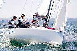 , Travemünder Woche 19. - 28.07.2019, J70 - GER 469 - WIKIWIKI - Eiko POWILLEIT - Yachtclub Berlin-Grünau e. Vة
