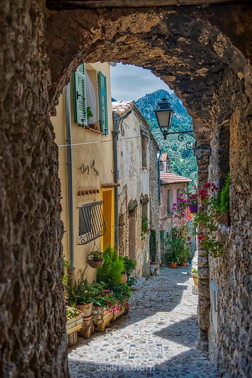 Sainte Agnes, France