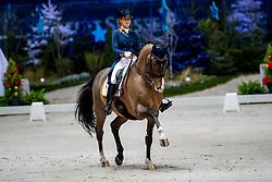 Meulendijks Anne, NED, MDH Avanti<br /> CHI Genève 2018<br /> © Hippo Foto - Dirk Caremans<br /> 06/12/2018