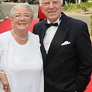 NLD/Hilversum/20080602 - Musical Award Gala 2008, Paul van Gorcum en partner Lenie