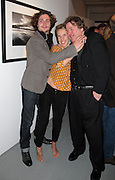 """Actor Aaron Johnson and Director Sam Taylor-Wood..""""Timeless"""" by Julian Lennon, Photography Exhibit Opening of John Lennon and Bono's Photographs..Morrison Hotel Gallery..New York, NY, USA..Thursday, September 16, 2010..Photo ByiSnaper.com/ CelebrityVibe.com..To license this image please call (212) 410 5354; or Email:CelebrityVibe@gmail.com ;.website: www.CelebrityVibe.com."""