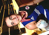 BOKSING BOXING 11. JANUAR 2004 OSLO VINNER 69 KG KLASSEN KAY TVERBERG DRAMMEN NORGE<br />FOTOGRAF: KURT PEDERSEN DIGITALSPORT