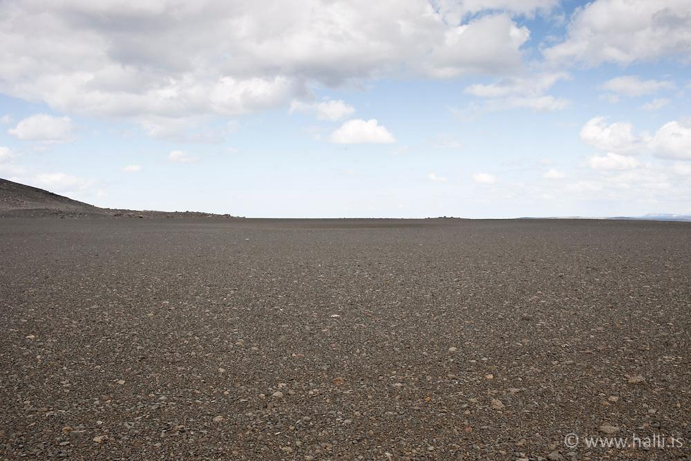 Sprengisandur, Sand duanes in the highlands of Iceland - Sprengisandur á hálendii Íslands