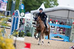De Luca Lorenzo, ITA, Halifax van het Kluizenbos<br /> Rolex Grand Prix Jumping<br /> Royal Windsor Horse Show<br /> © Hippo Foto - Jon Stroud