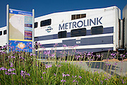 Metrolink at Canyon Station in Anaheim