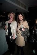 MIA VALENTINE; SHAUNIE BRETT, InStyle Best Of British Talent , Shoreditch House, Ebor Street, London, E1 6AW, 26 January 2011