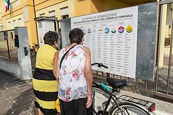SEGGI ELETTORIALI<br /> ELEZIONI AMMINISTRATIVE 2020 COMACCHIO