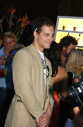 LORD FREDERICK WINDSOR at the Quintessentially Summer Party held at Debenham House, 8 Addison Road, London W14 on 15th June 2006.<br /><br />NON EXCLUSIVE - WORLD RIGHTS