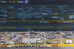 May 26, 2018 - Concord, North Carolina, United States of America - Brad Keselowski (22) and Cole Custer (00) race down the backstretch during the Alsco 300 at Charlotte Motor Speedway in Concord, North Carolina. (Credit Image: © Chris Owens Asp Inc/ASP via ZUMA Wire)