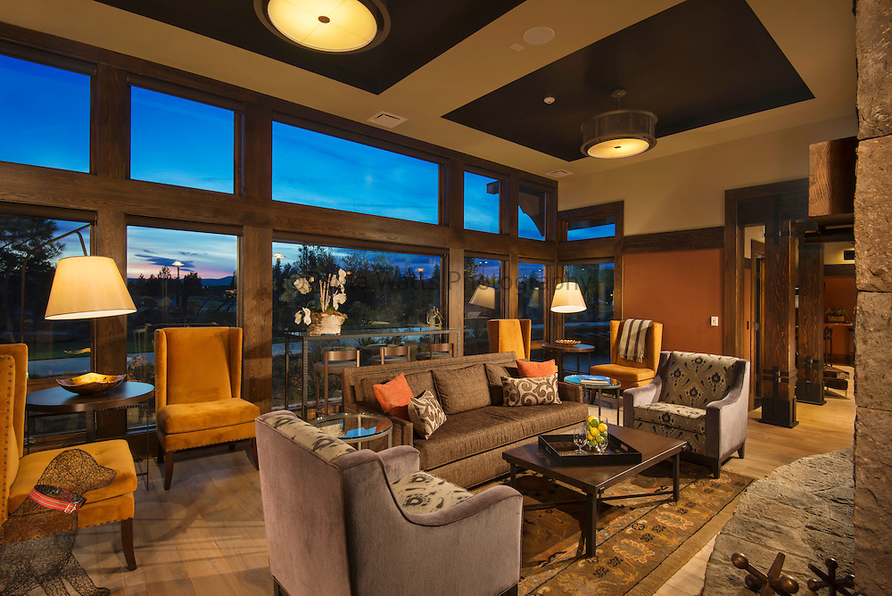 Tetherow Lodges and Resort in Bend Oregon
