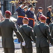 NLD/Den Haag/20180831 - Koninklijke Willems orde voor vlieger Roy de Ruiter, defile