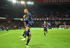 Paris Saint Germain vs Lille OSC - 02 November 2018