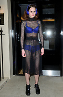 Charlotte De Carle  at the  Boux Avenue Summer Launch Party at the Haymarket Hotel, London on March 26th 2015   Photo Brian Jordan