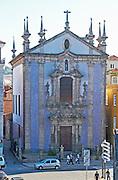 sao nicolau church praca do infante dom henrique porto portugal
