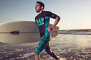 Commercial and advertising photographer Reggie Ferraz specializes in sports action, active lifestyle, fitness images.