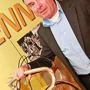 NLD/Amsterdam/20110221 - Boekpresentatie De Sportcanon, wielrenner Hennie Kuiper