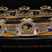 FORT LAUDERDALE, FL - FEBRUARY 15: during the Bare Knuckle Fighting Championships at Greater Fort Lauderdale Convention Center on February 15, 2020 in Fort Lauderdale, Florida. (Photo by Alex Menendez/Getty Images) *** Local Caption ***