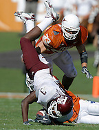 Texas A&M running back Mike Goodson against the University of Texas on Friday, Nov. 24, 2006. Texas A&M won 12-7.