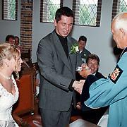 Huwelijk Arno kolenbrander en Danielle Verhoeven Millingen,