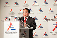 ASEM, the president of the Republic Mohammad Najib Razak,Mongolia.