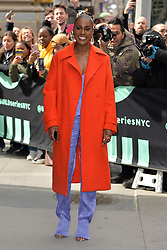 April 2, 2019 New York City<br /> <br /> Issa Rae made an appearance on Build Series on April 2, 2019 in New York City.