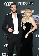 'Avengers: Endgame' World Premiere - Red Carpet 04-22-2019