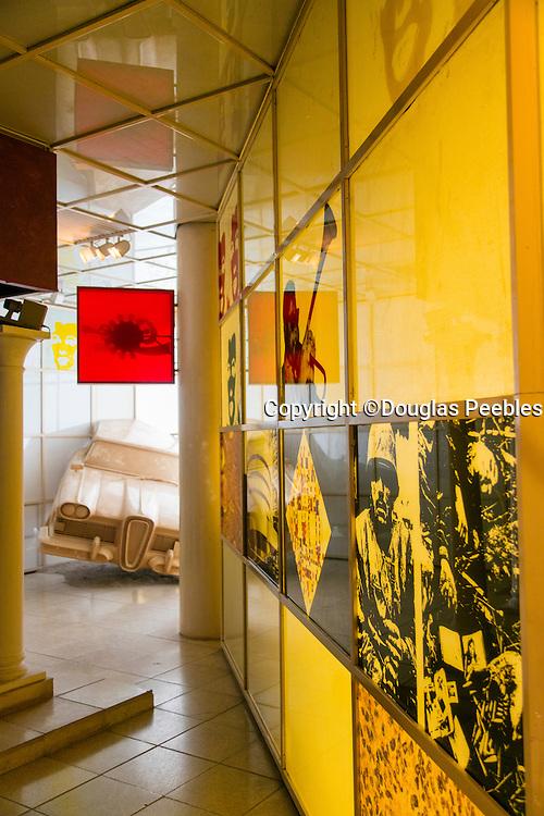 Ho Chi Minh Museum, Hanoi, Vietnam, Asia