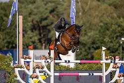Clemens Pieter, BEL, Quintini<br /> Belgisch Kampioenschap Jumping  <br /> Lanaken 2020<br /> © Hippo Foto - Dirk Caremans<br /> 02/09/2020