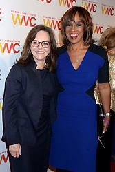 September 29, 2016 - New York, New York, USA - Sally Field and Gayle King attend The Women's Media Center 2016 Women's Media Awards at Capitale on September 29, 2016 in New York City. (Credit Image: © Future-Image via ZUMA Press)