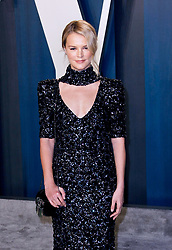 February 9, 2020, Beverly Hills, CA, USA: BEVERLY HILLS, CALIFORNIA - FEBRUARY 9: Kelly Sawyer Patricof attends the 2020 Vanity Fair Oscar Party at Wallis Annenberg Center for the Performing Arts on February 9, 2020 in Beverly Hills, California. Photo: CraSH/imageSPACE (Credit Image: © Imagespace via ZUMA Wire)