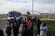 Cape Town Taxi Strike - 6 Aug 2018