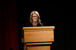 """Host Rory Kennedy during the Academy of Motion Picture Arts and Sciences' """"Oscar Week: Documentaries"""" event on Tuesday, February 19, 2019 at the Samuel Goldwyn Theater in Beverly Hills. The Oscars® will be presented on Sunday, February 24, 2019, at the Dolby Theatre® in Hollywood, CA and televised live by the ABC Television Network."""