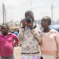 The Photographer by Millicent Lodenyi