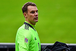 SEVILLE, SPAIN - Tuesday, November 17, 2020: goalkeeper Manuel Neuer of Germany during the UEFA Nations League match between Spain and Germany at Estadio La Cartuja de Sevilla on november 17, 2020 in Seville, Spain (Photo by Jeroen Meuwsen/Orange Pictures)