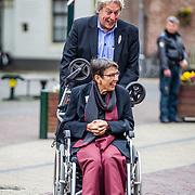 NLD/Naarden//20170414 - Matthaus Passion in de grote kerk van Naarden, Jetta Klijsma en partner Ard van Rijn
