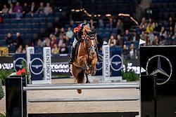 Goldstein Danielle, ISR, Lizziemary<br /> Stuttgart - German Masters 2018<br /> © Hippo Foto - Stefan Lafrentz