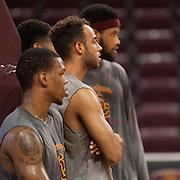 USC Men's Basketball Summer Workout