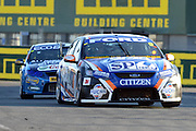 SP tools Racing's Shane Van Gisbergen in action during  Race 5 of the ITM 400 Hamilton,Hamilton Street Circuit, Day Two, Hamilton City ,V8 supercars,, Photo: Dion Mellow / photosport.co.nz
