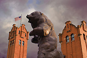 Ominous autumn skies at the old train depot in Missoula. Missoula Photographer, Missoula Photographers, Montana Pictures, Montana Photos, Photos of Montana