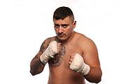 Boxen: EC Boxing, Hamburg, 25.06.0219<br /> Schwergewicht: Danilo Milacic (GER)<br /> © Torsten Helmke