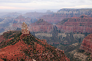 A view of the North Rim of the Grand Canyon. Arizona picture. Missoula Photographer