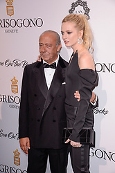Fawaz Gruosi, Daria Strokous attending the de Grisogono party ahead the 70th Cannes Film Festival, at Eden Roc Hotel in Antibes, France on May 23, 2017. Photo Julien Reynaud/APS-Medias/ABACAPRESS.COM