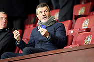 Roy Keane during the Premier League match between Burnley and Manchester City at Turf Moor, Burnley, England on 3 December 2019.