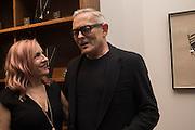 "EMILY BRADBURY; JOHN BRADBURY, The launch of Rachel Howard's ""Humble Hanger"" -  a limited edition jewellery collaboration with True Rocks.. BlainSouthern, Hanover Sq. London. 18 November 2015"
