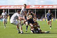 Worcester Warriors v Bath Rugby 150417