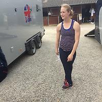 Vaulting - Dan Hughes - Additional Images - European Championships Aachen 2015