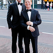 NLD/Amsterdam/20111002 - Uitreiking John Kraaijkamp awards 2011, Roel Vente en partner