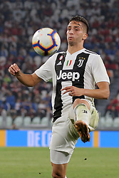 October 20, 2018 - Turin, Turin, Italy - Rodrigo Bentancur #30 of Juventus FC in action during the serie A match between Juventus FC and Genoa CFC at Allianz Stadium on October 20, 2018 in Turin, Italy. (Credit Image: © Giuseppe Cottini/NurPhoto via ZUMA Press)