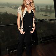 NLD/Rotterdam/20060111 - Persconferentie Musicals in Ahoy 2006, Chantal Janzen